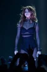 SELENA GOMEZ Performs at Revival Tour at Smoothie King Center in New Orleans 06/14/2016