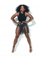 SERENA WILLIAMS for Glamour Magazine