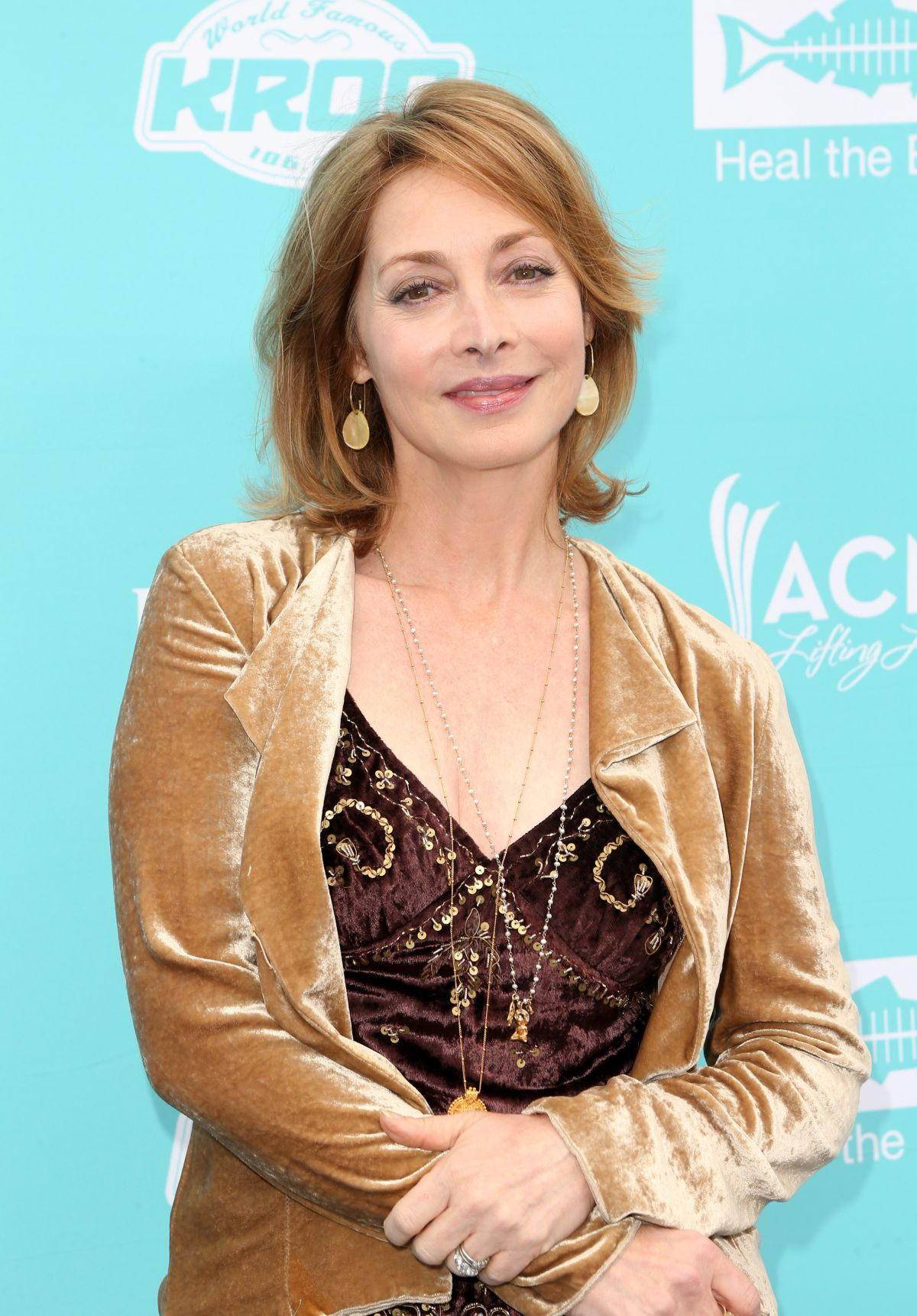Sharon Lawrence At Heal The Bay S Annual Bring Back The