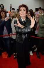 SHARON OSBOURNE at Point Lancashire Count Cricket Club in Manchester 06/13/2016