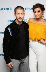 SHAY MITCHELL at SiriusXM Studios in New York 06/14/2016