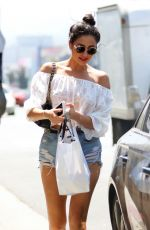 SHAY MITCHELL in Cut Off Out in Los Angeles 06/26/2016
