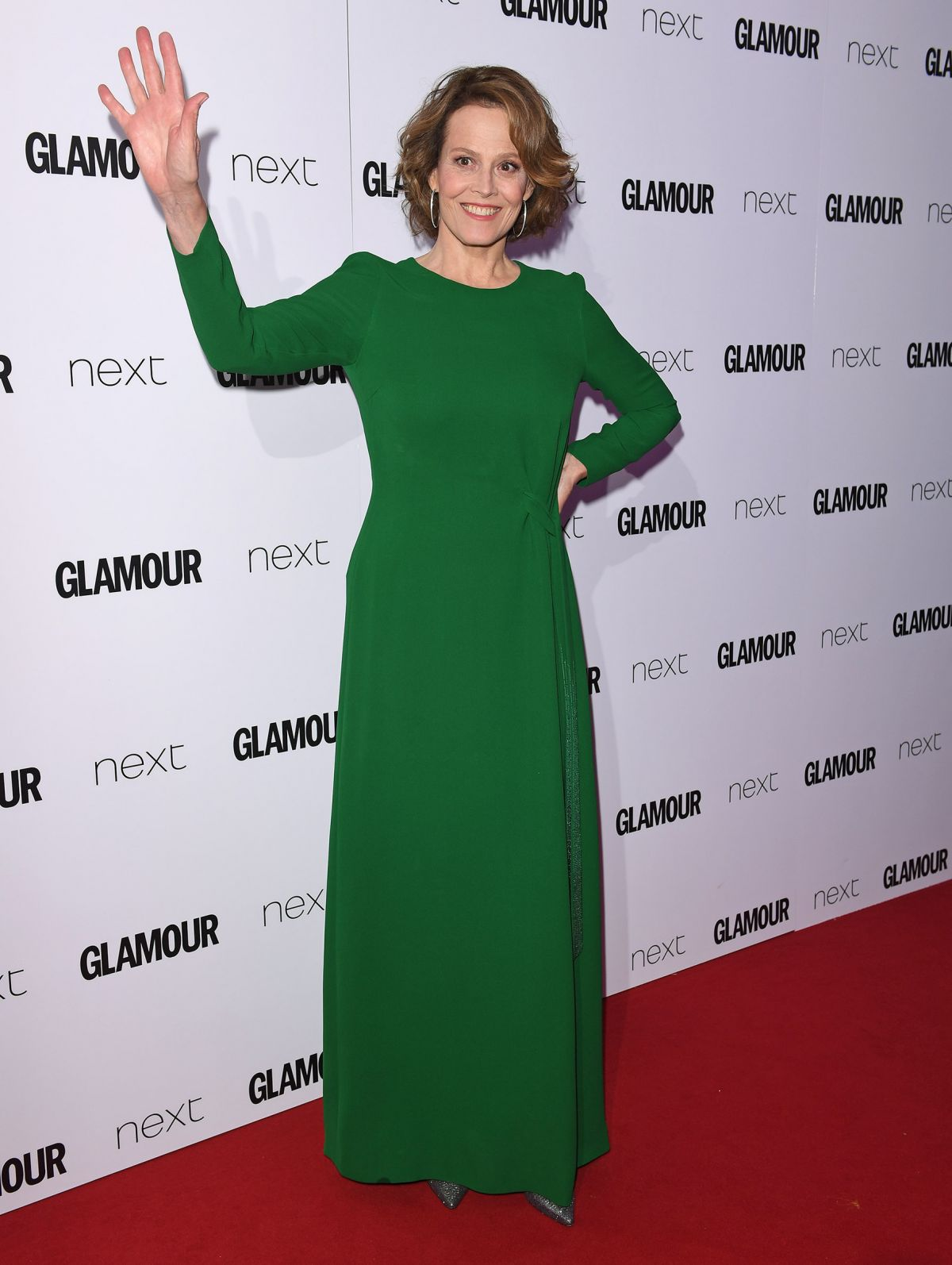 SIGOURNEY WEAVER at Glamour Women of the Year Awards 2016 in London 06/07/2016