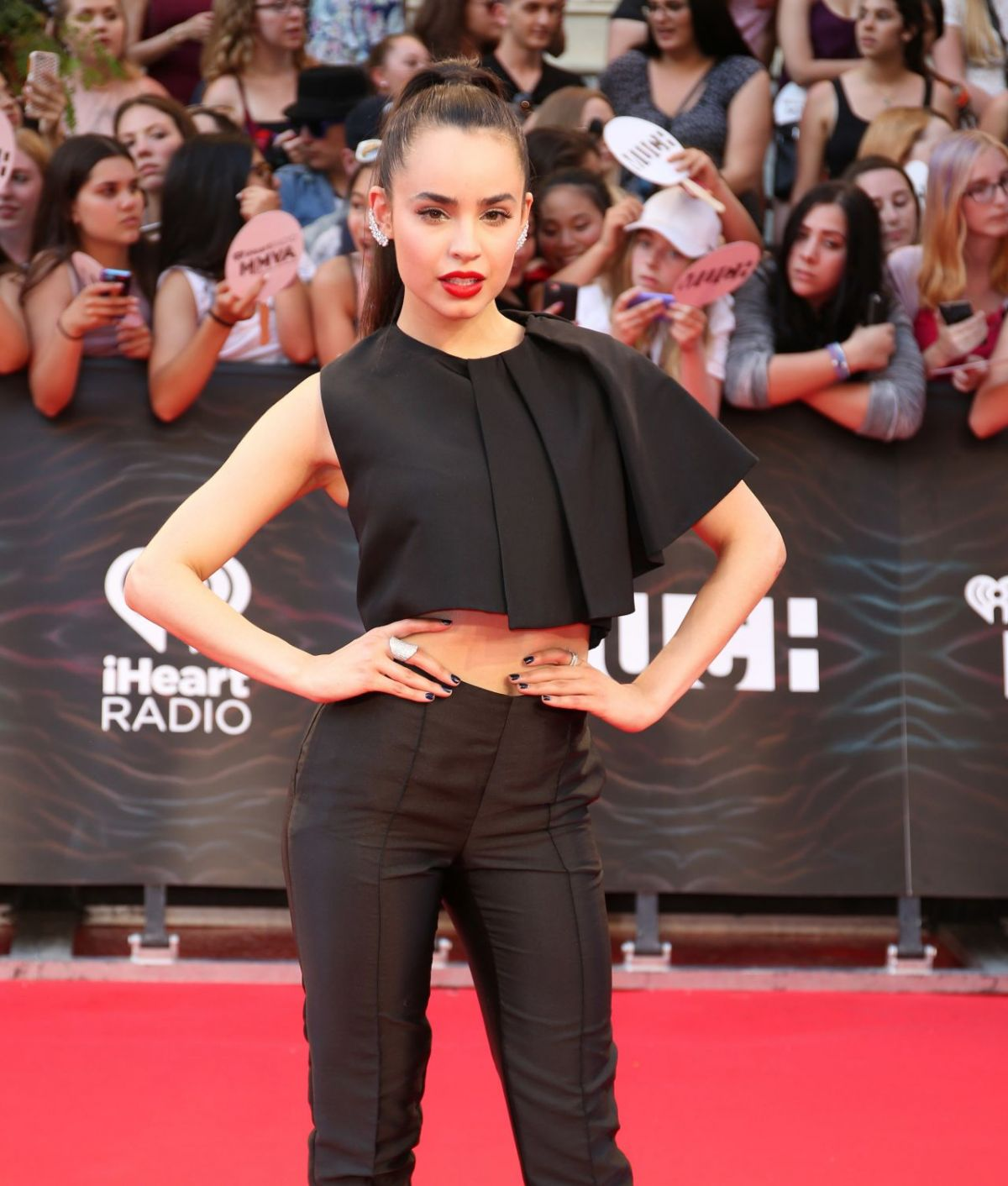 SOFIA CARSON at Muchmusic Video Awards 2016 in Toronto 06/19/2016