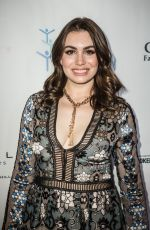 SOPHIE SIMMONS at Ante Up for a Cancer Free Generation Poker Tournament and Casino Night in Los Angeles 06/04/2016