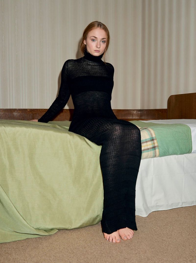 SOPHIE TURNER by Tung Walsh Photoshoot