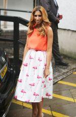 STACEY SOLOMON at ITV Studios in London 06/13/2016