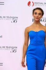 STELLA MAEVE at 56th Monte-Carlo Television Festival in Monaco 06/12/2016