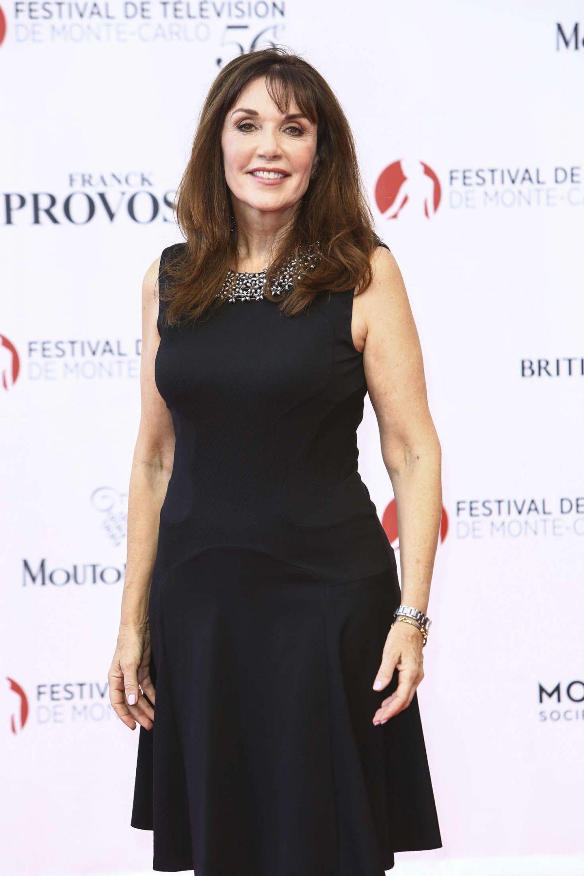 STEPFANIE KRAMER at 56th Monte-Carlo Television Festival in Monaco 06/12/2016
