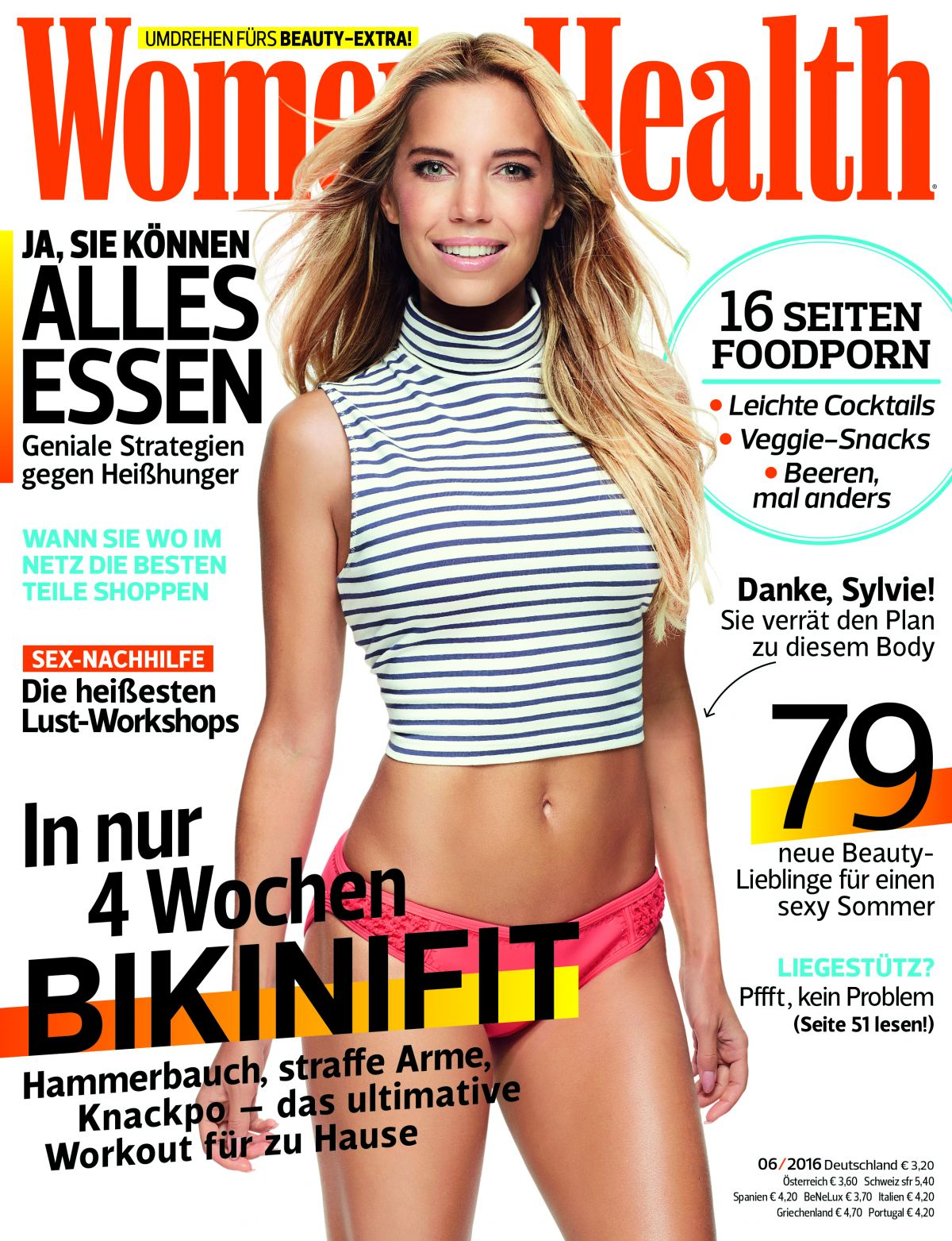 SYLVIE MEIS in Women