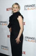 TAYLOR SCHILLING at Orange is the New Black Season 4 Premiere in New York 06/16/2016