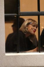 TAYLOR SWIFT and Tom Hiddleston Out for Dinner in Nashville 06/23/2016