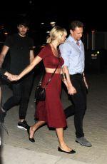 TAYLOR SWIFT Leaves Selena Gomez