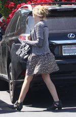 TERESA PALMER Out and About in Los Angeles 06/17/2016