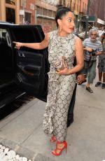 TRACEE ELLIS Heading to CFDA Fashion Awards in New York 06/06/2016