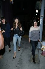 TROIAN BELLISARIO Night Out in Hollywood 06/22/2016