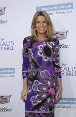VANNA WHITE at 15th Annual Chrysalis Butterfly Ball in Brentwood 06/11/2016