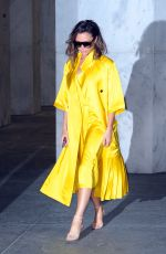 VICTORIA BECKHAM Night Out in New York 06/23/2016