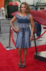 VIVICA A. FOX at Roland Emmerich Hand and Footprint Ceremony in Los Angeles 06/20/2016