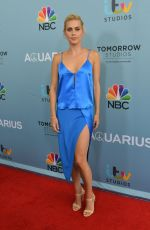 VLAIRE HOLT at Aquarius Season 2 Premiere in Los Angeles 06/16/2016