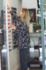 WHITNEY PORT at Go-greek in Beverly Hills 06/06/2016