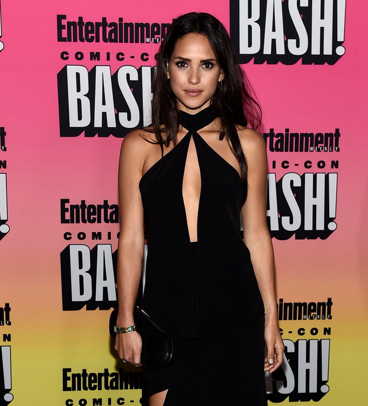 ADRIA ARJONA at Entertainment Weekly