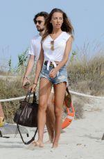 ALESSIA TEDESCHI at a Beach in Formentera 07/20/2016