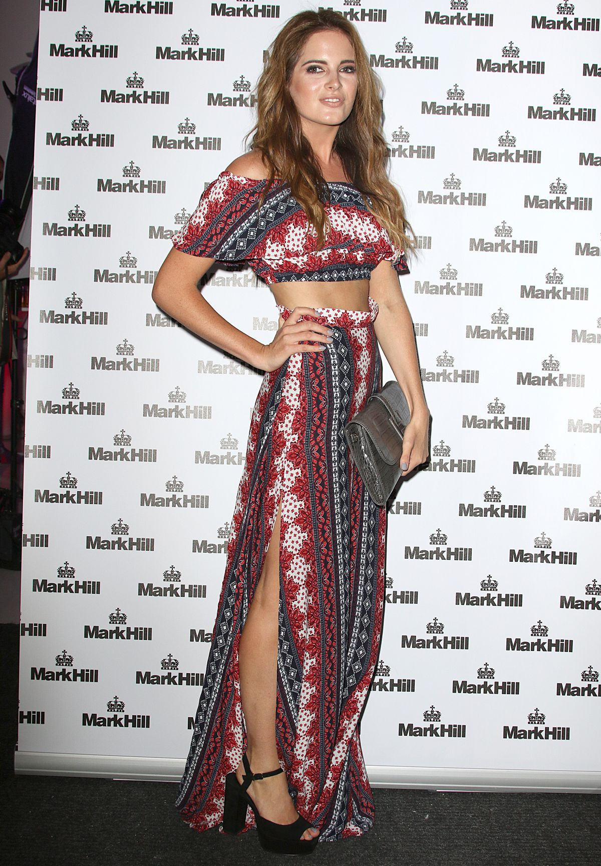 ALEXANDRA FELSTEAD at Mark Hill's Pick N Mix Launch Party in London 07/27/2016