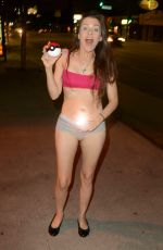 ALICIA ARDEN at Pokemon in My Panties Photoshoot in Woodland Hills 07/19/2016