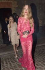 ALICIA ROUNTREE at Chiltern Firehouse in London 07/06/2016