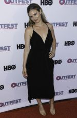 ALICIA SILVERSTONE at King Cobra Premiere at Outfest LFBT Film Festival 07/16/2016
