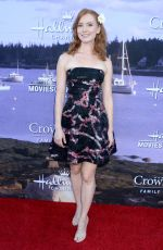 ALICIA WITT at Hallmark Movies and Mysteries Summer 2016 TCA Press Tour in Beverly Hills 07/27/2016