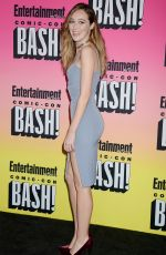 ALYCIA DEBNAM-CAREY at Entertainment Weekly
