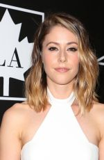 AMANDA CREW at Golden Maple Awards 2016 in Los Angeles 0/01/2016