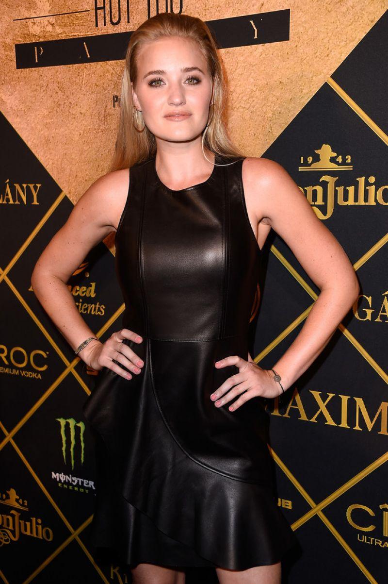 AMANDA MICHALKA at 2016 Maxim Hot 100 Party in Los Angeles 07/30/2016