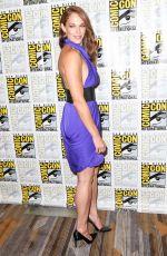 AMANDA RIGHETTI at Colony Press Line at Comic-con in San Diego 07/21/2016