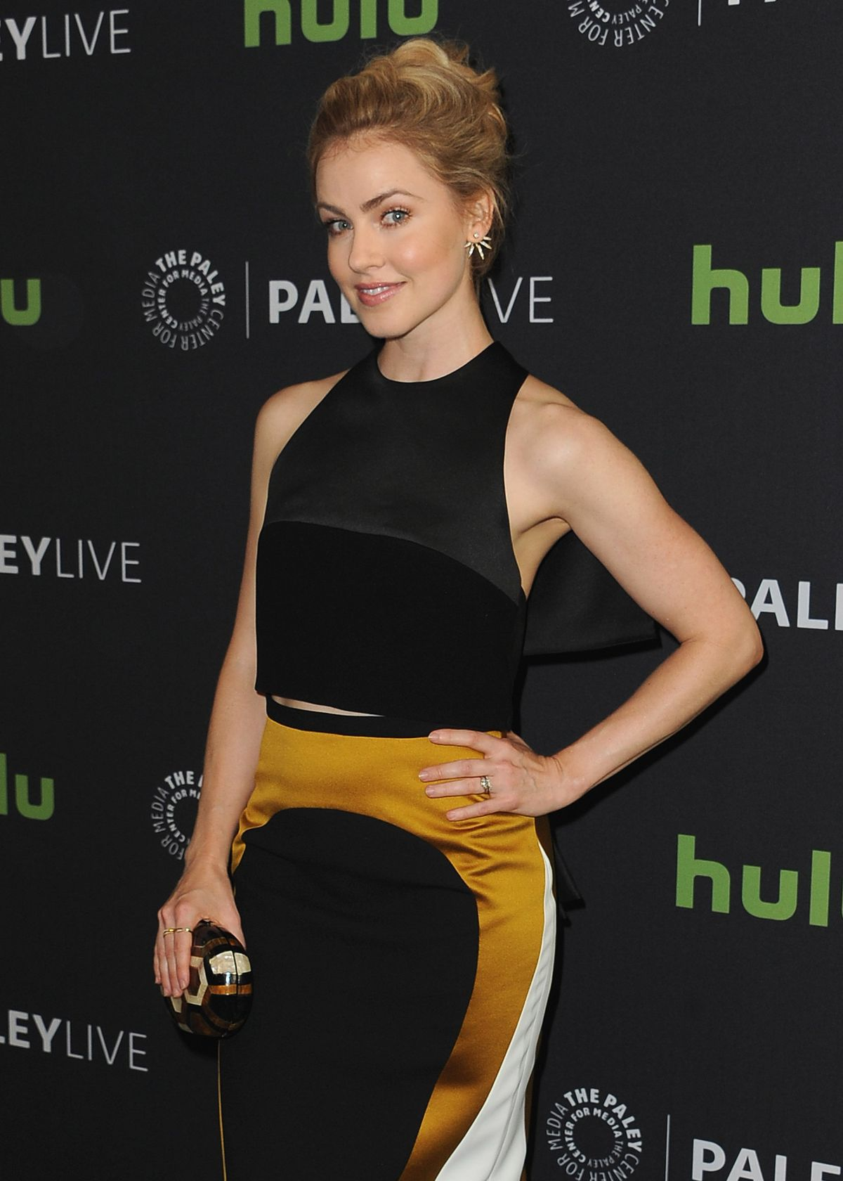 amanda schull at paleylive la an evening with 12 monkeys