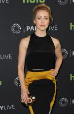 AMANDA SCHULL at Paleylive LA: An Evening with