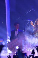 ANAHI Performs at 2016 Premios Juventud Youth Awards in Miami 07/14/2016