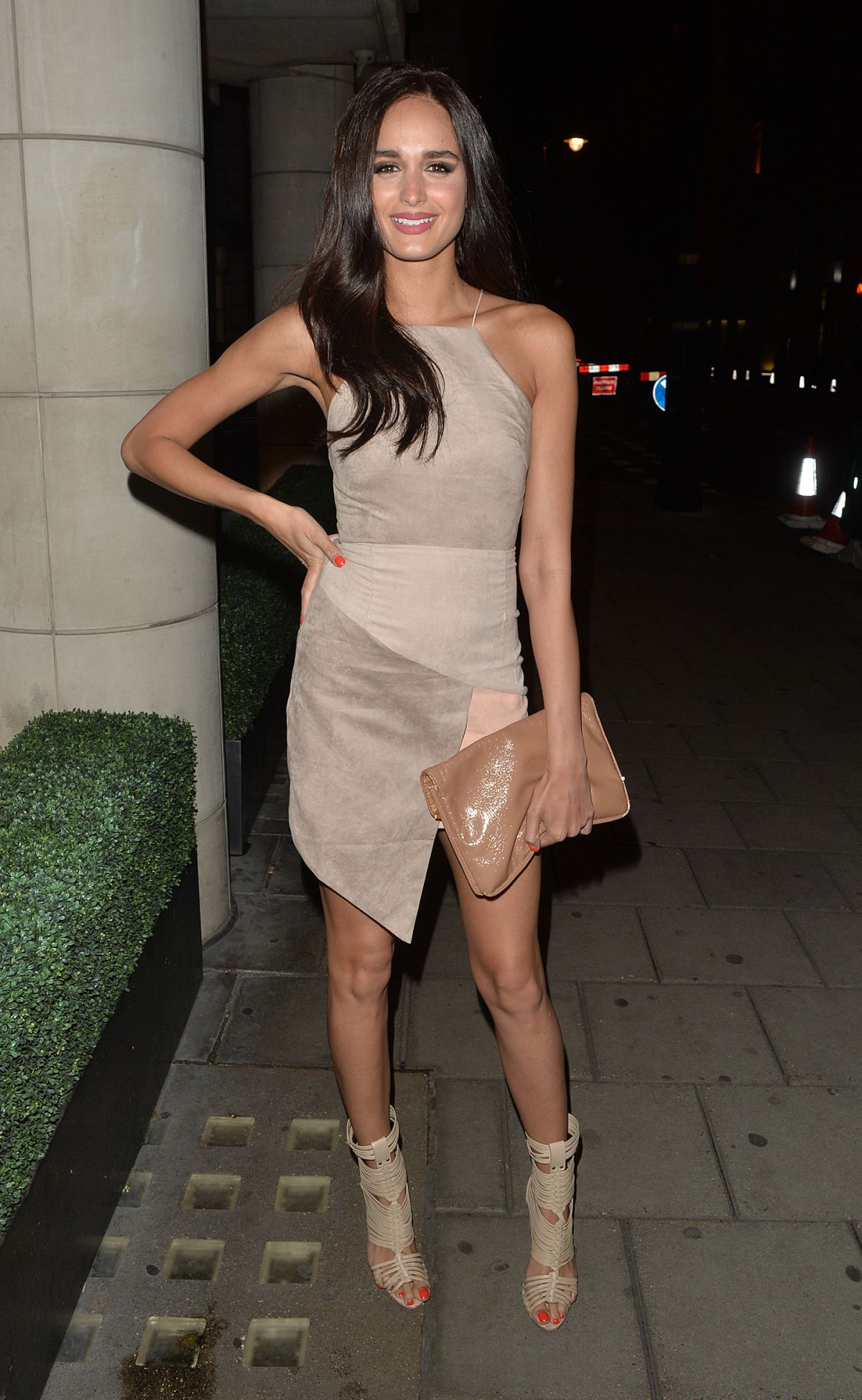 ANITA KAUSHIK at Novikov in London 07/02/2016