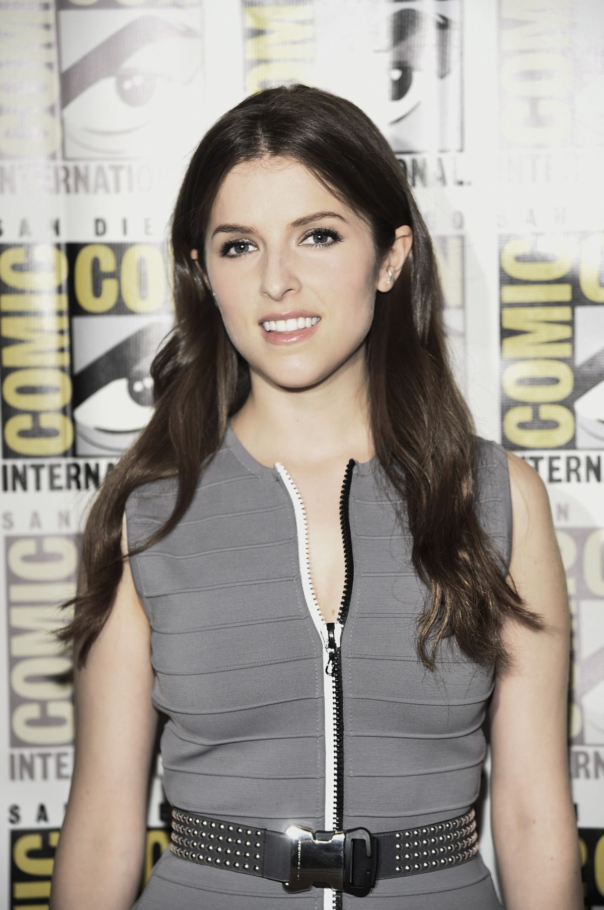 ANNA KENDRICK at Trolls Press Line at Comic-con in San Diego 07/21 ...