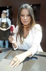 ANNA MUCHA at Magnum Event in Golden Terraces in Warsaw 07/15/2016