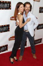 ANNA TREBUNSKAYA at 'Cabaret' Opening at Hollywood PantagesTeatre 07/20/2016