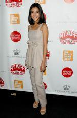 APINYA SAKULJAROENSUK at New York Asian Film Festival in New York 07/03/2016