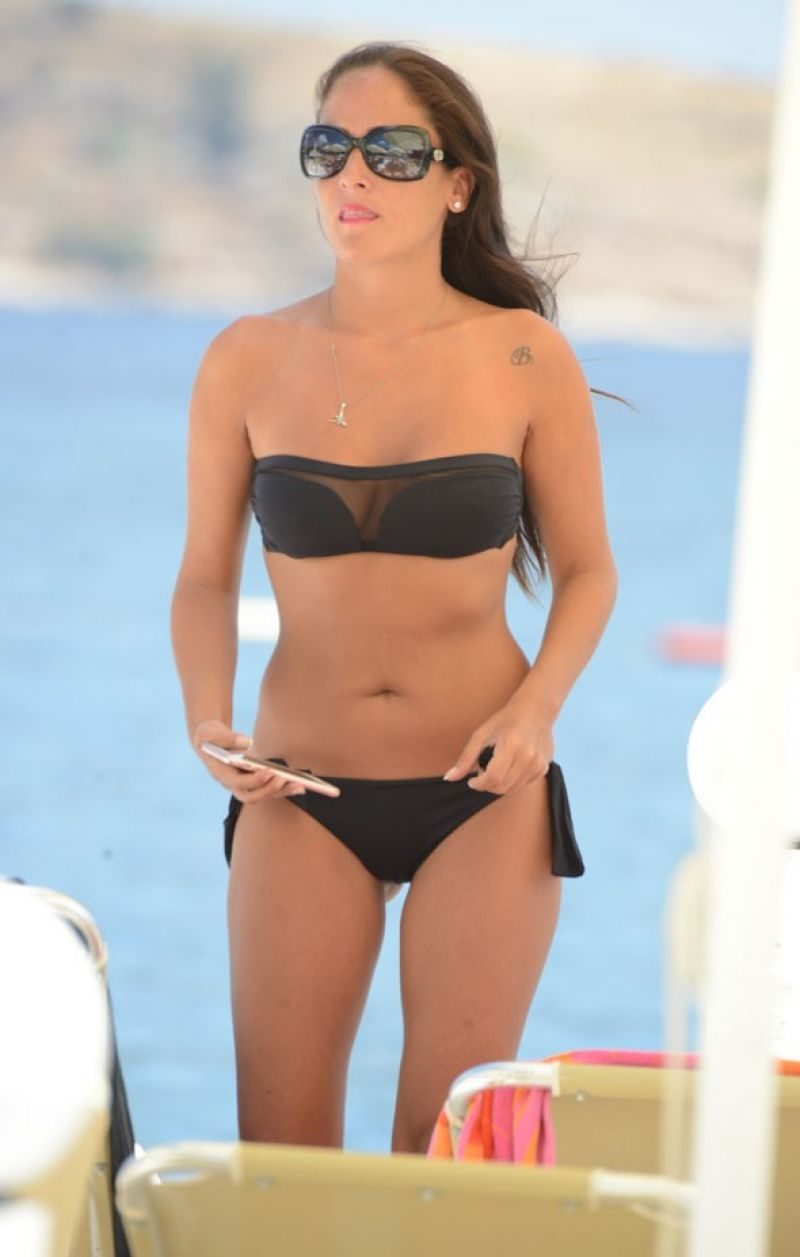 ASYA ENGIN in Bikini at Golkoy Fiko Beach in Bodrum 06/25/2016