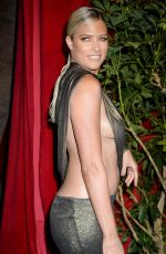BARBIE BLANK at 2016 Maxim Hot 100 Party in Los Angeles 07/30/2016
