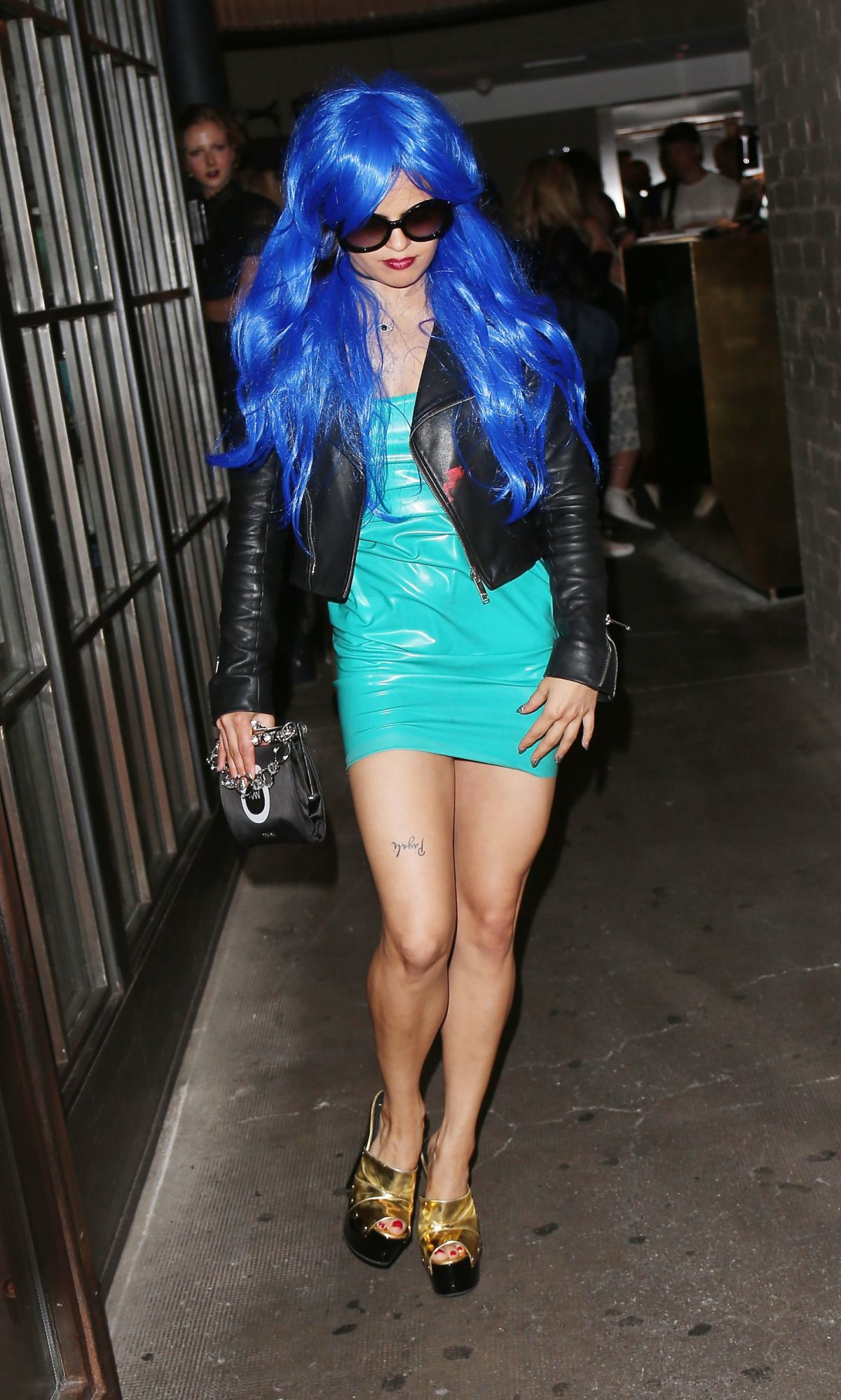 BIP LING at Warner Music Group Summer Party in London 07/06/2016