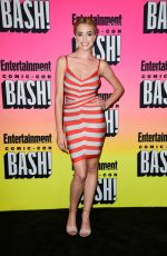 BRIANNE HOWEY at Entertainment Weekly's Comic-con Bash! in Sam Diego 07/23/2016