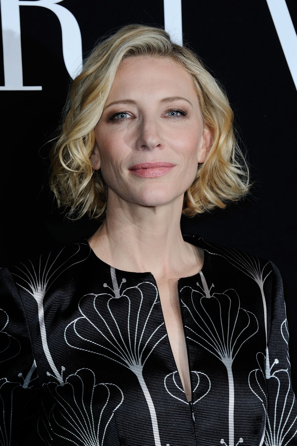 CATE BLANCHETT at Giorgio Armani Fashion Show in Paris 07 ... Cate Blanchett