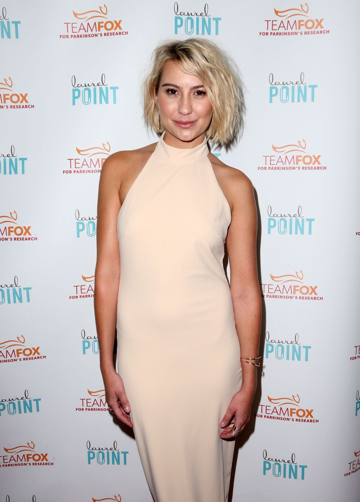 CHELSEA KANE at Raising the Bar to End Parkinson